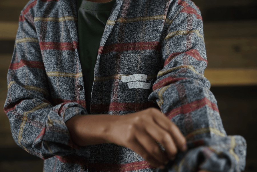 Cabin Fever Flannel Winter 18 - Wondery, A Parks Apparel Brand