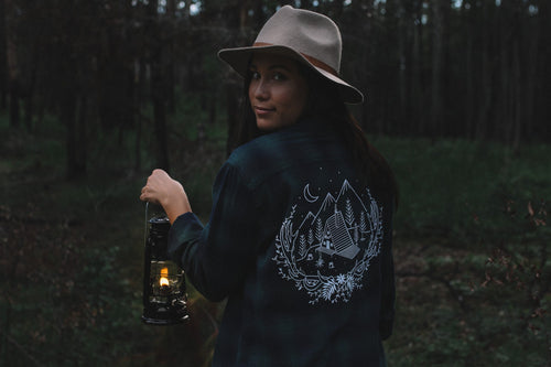 The Parks Kimberley Cabin Fever Flannel (Boyfriend Fit) - The Parks Apparel