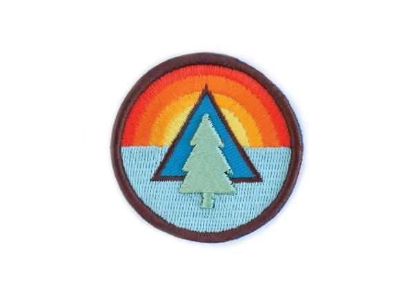 Tree Sunrise Patch