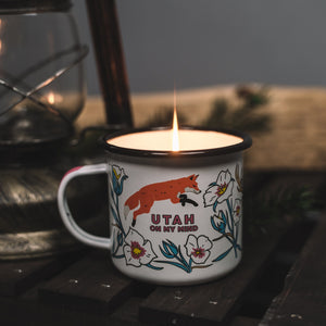 Utah on My Mind Scented Candle