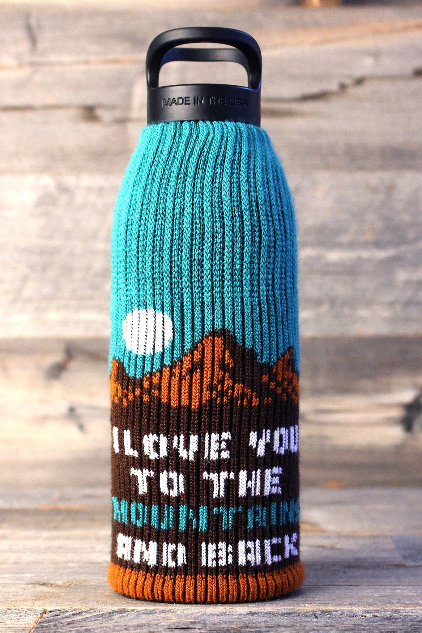 The Parks Mountain Lovin' Knit Brewzie - The Parks Apparel