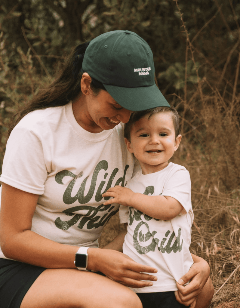 Wild Child | Kids Tee - Wondery