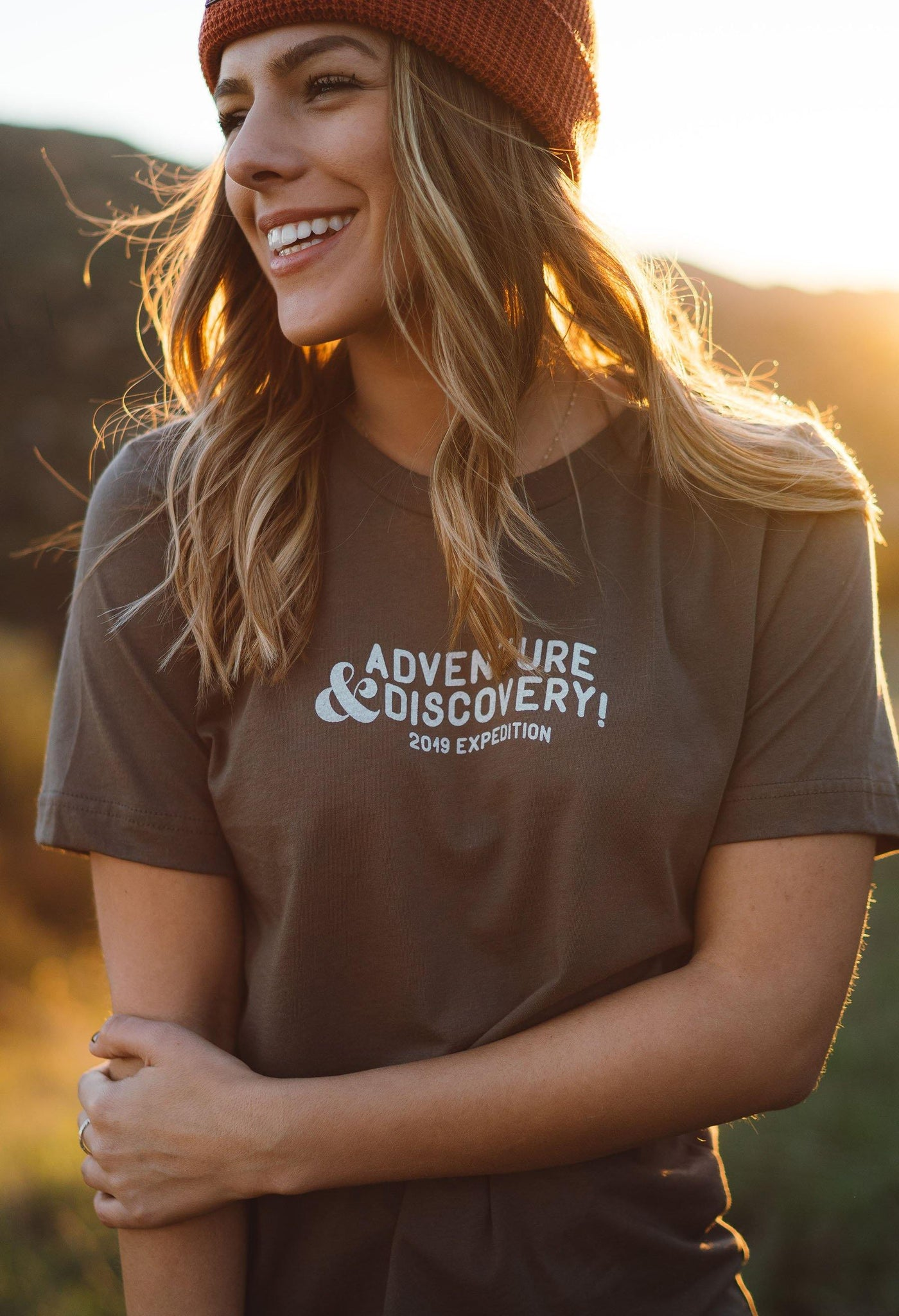 Discovery Tee - The Parks Apparel