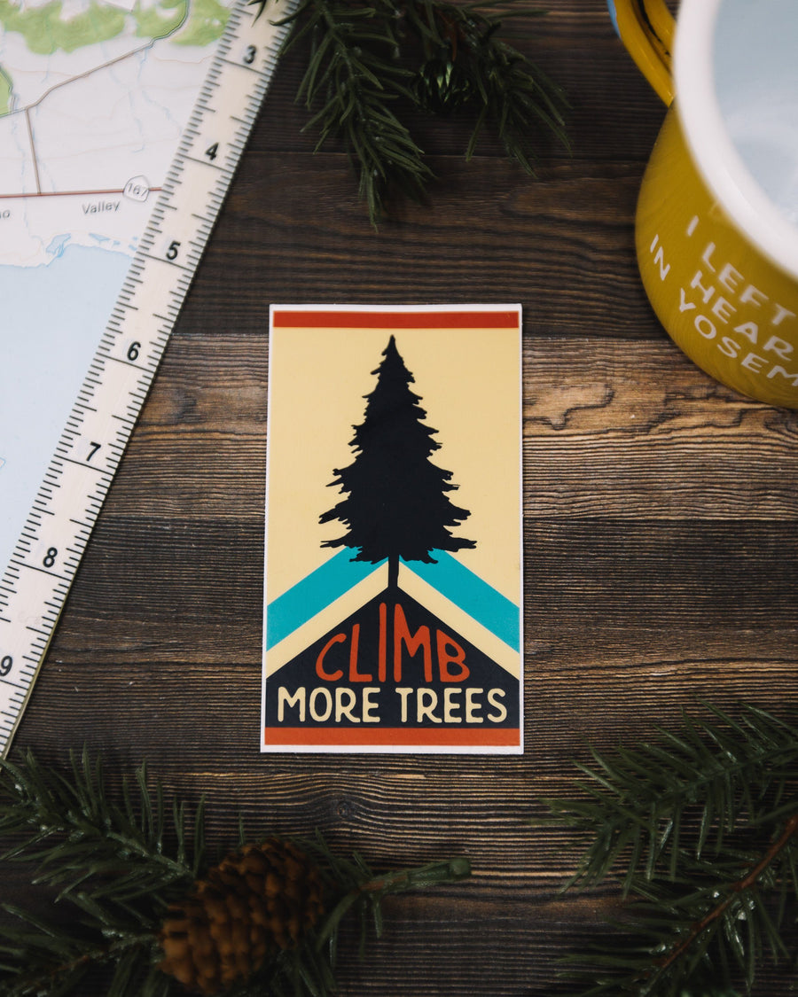 Adventure Sticker Pack (6 Pack) - Wondery, A Parks Apparel Brand