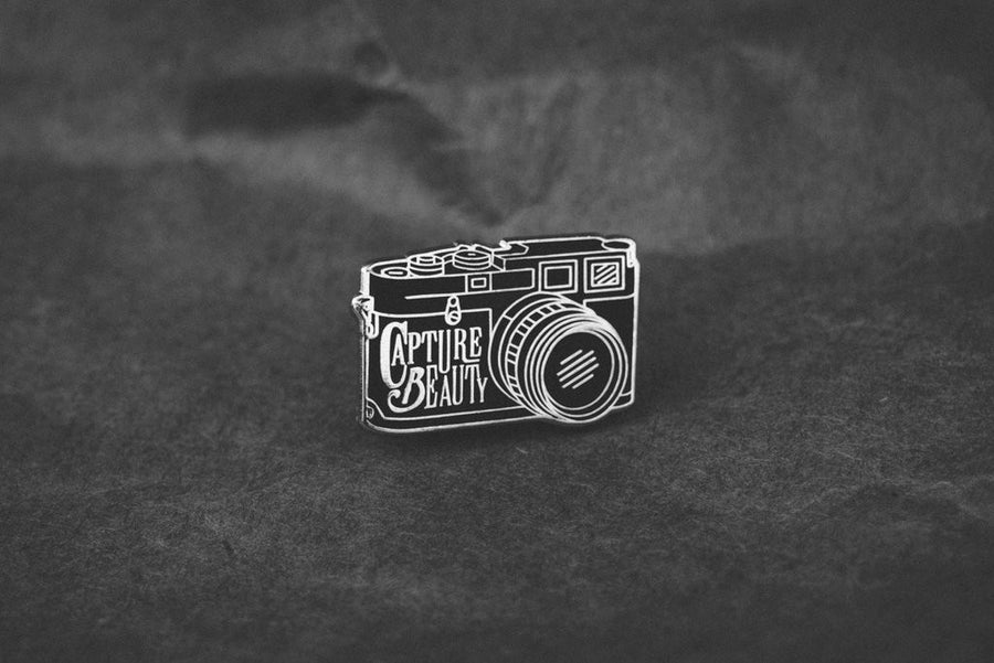 Capture Beauty Pin - Wondery, A Parks Apparel Brand