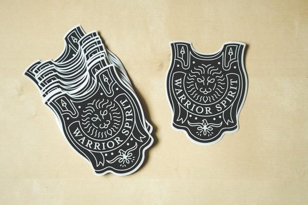 Adventure Sticker Set #3 (3 Set) - Wondery, A Parks Apparel Brand