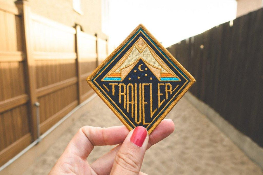 Traveler Patch - Wondery