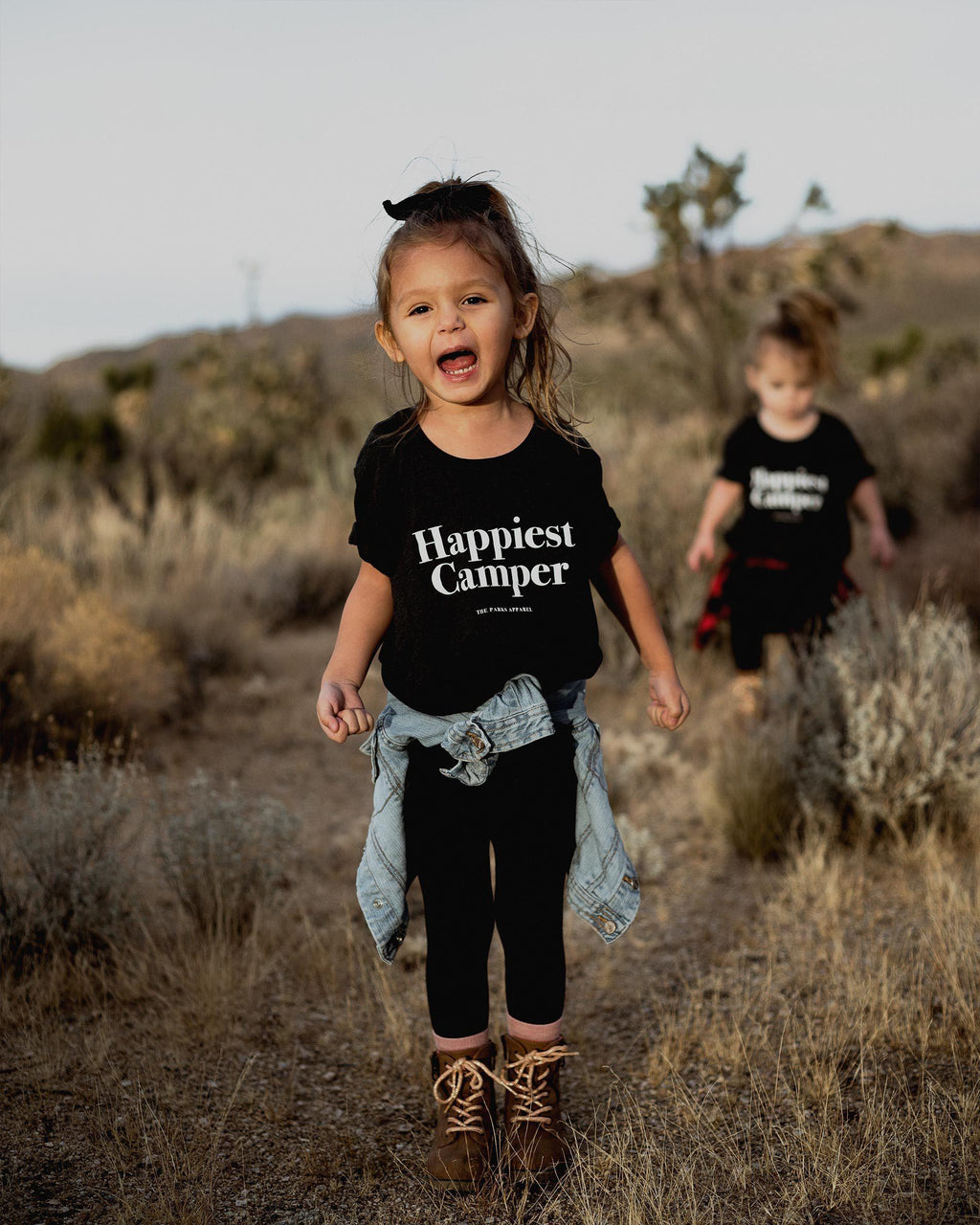 The Parks Happiest Camper Youth Tee - The Parks Apparel