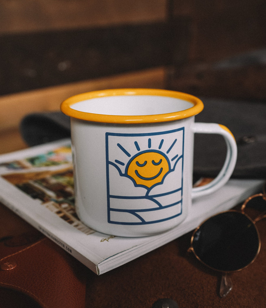 Sippin' on Sunshine Mug - Wondery, A Parks Apparel Brand