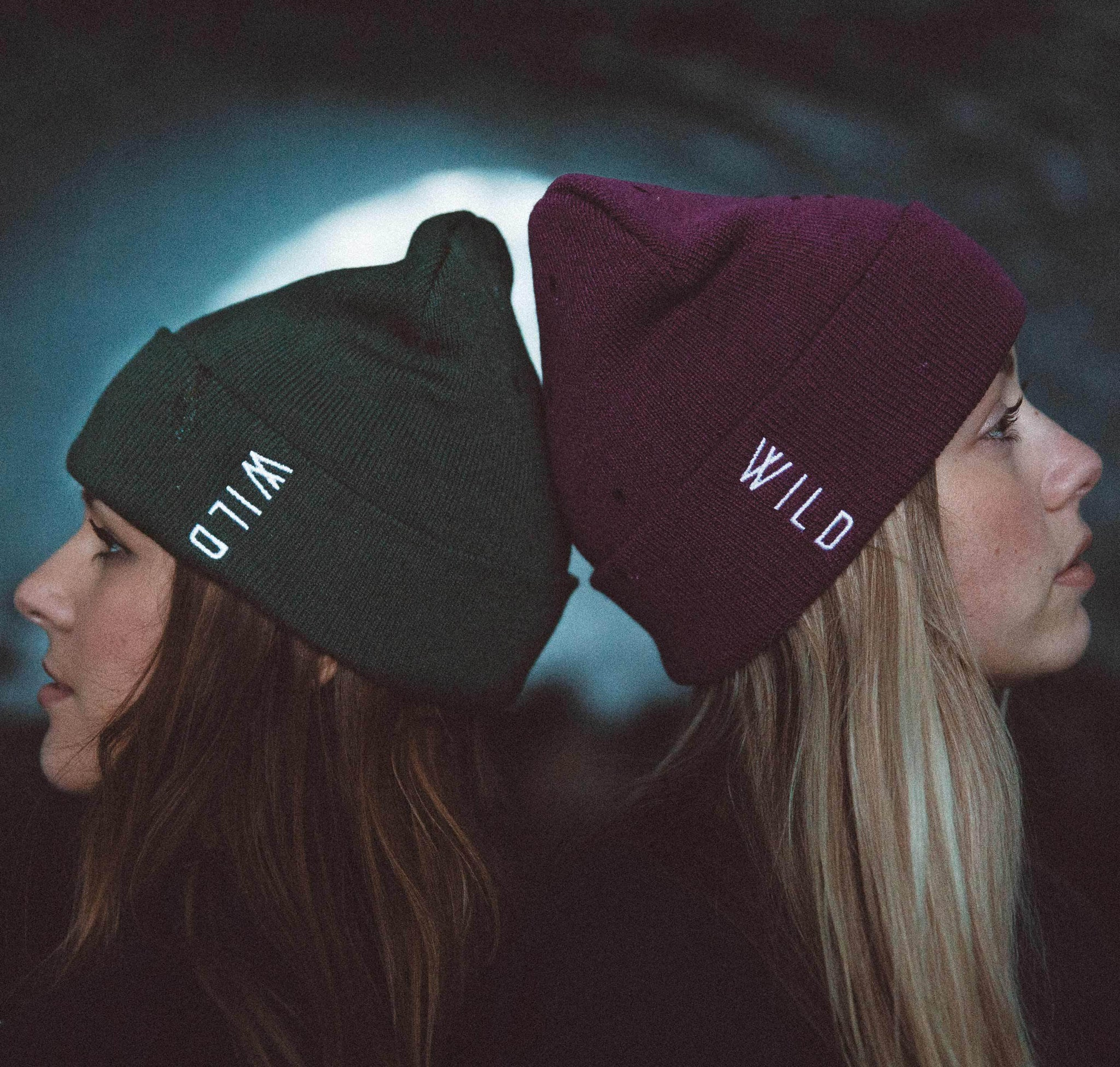 The Parks Wild Beanie - The Parks Apparel