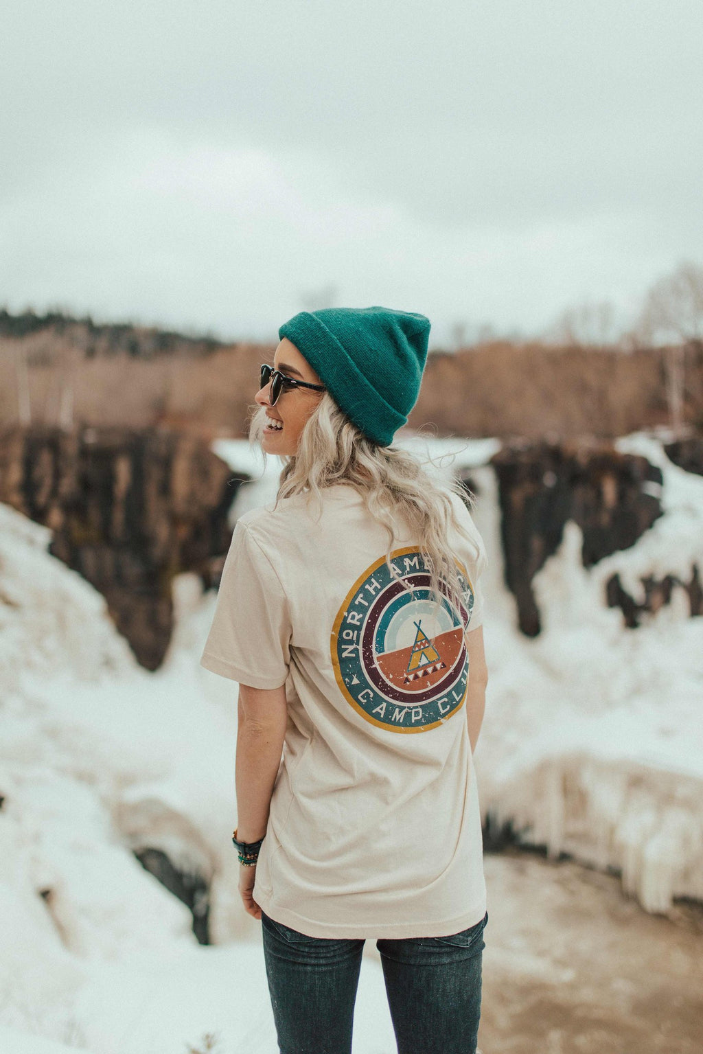 The Parks Camp Club Tee - The Parks Apparel