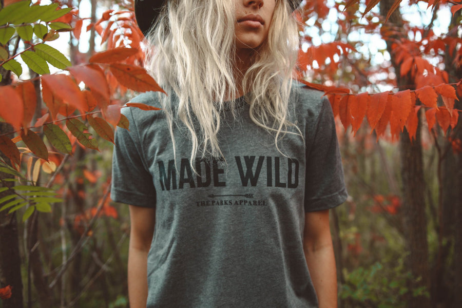 Made Wild Tee - Wondery, A Parks Apparel Brand