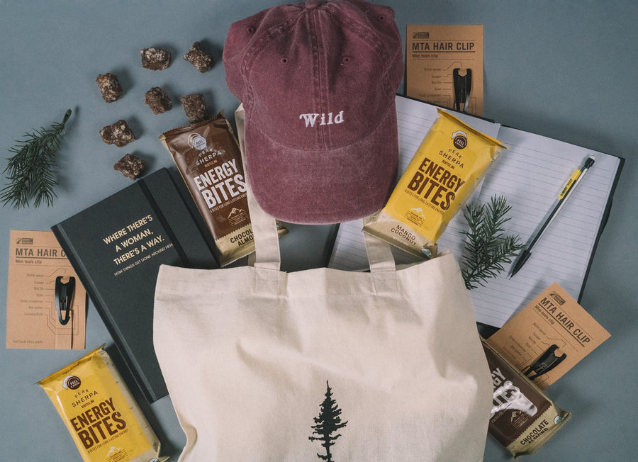 January Wonder Goods Box- Tier 2 - Wondery, A Parks Apparel Brand