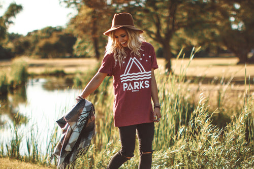 The Parks Classic Unisex Tee - The Parks Apparel - 2