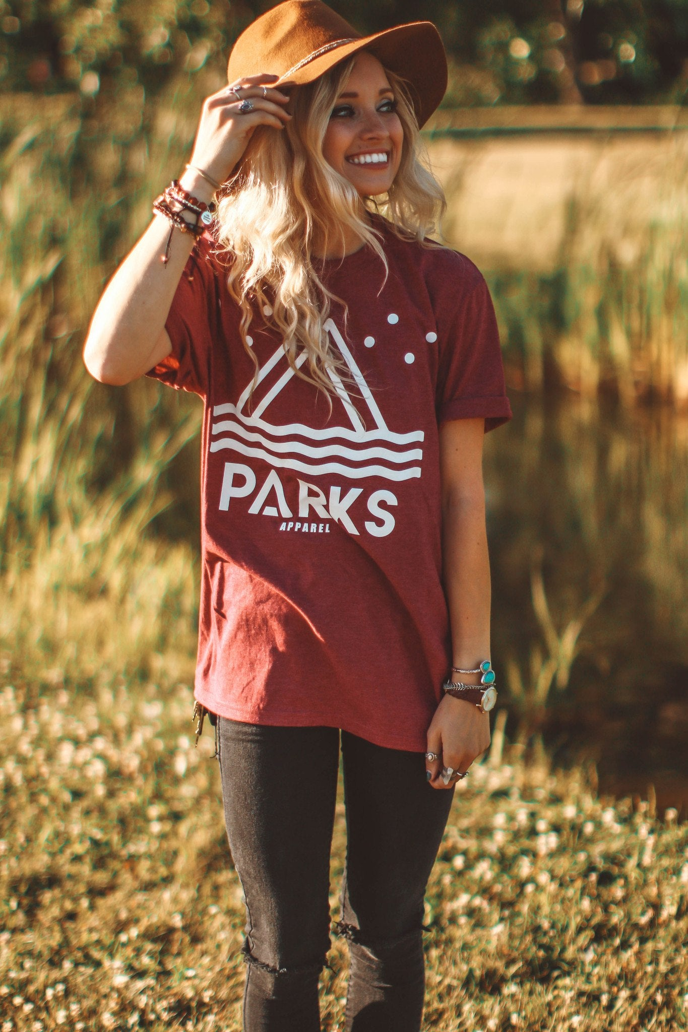 The Parks Classic Tee - The Parks Apparel