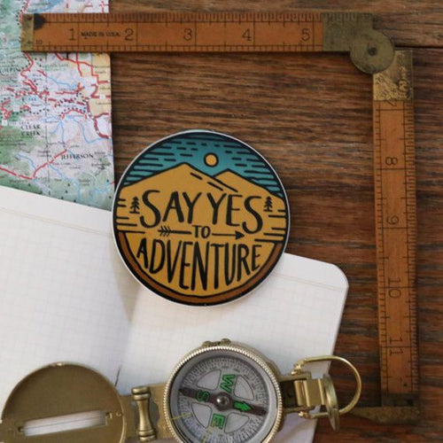 Say Yes to Adventure - The Parks Apparel