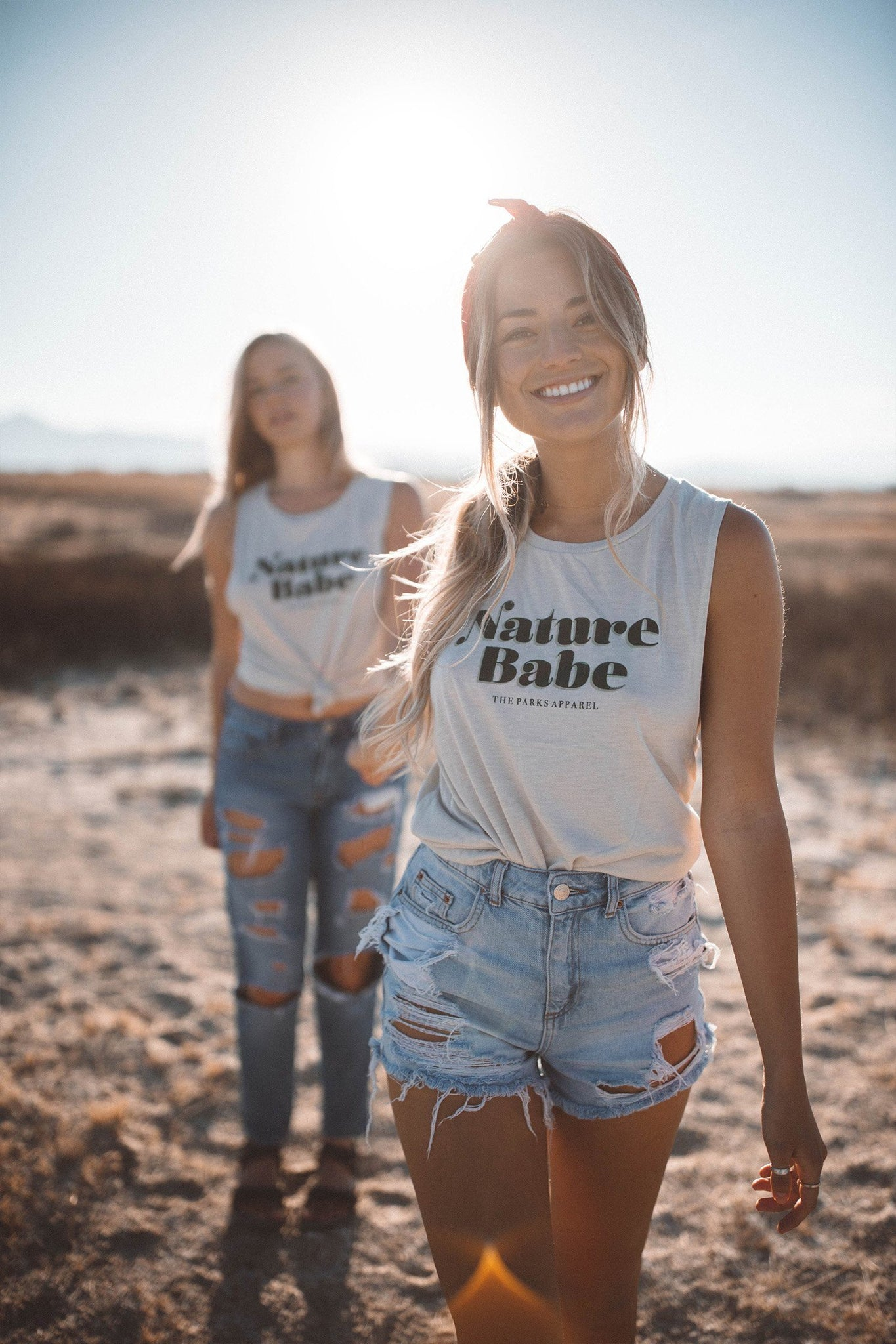 The Parks Vintage Nature Babe Tank - The Parks Apparel