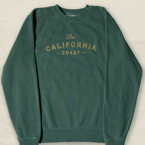 California Coast Crewneck