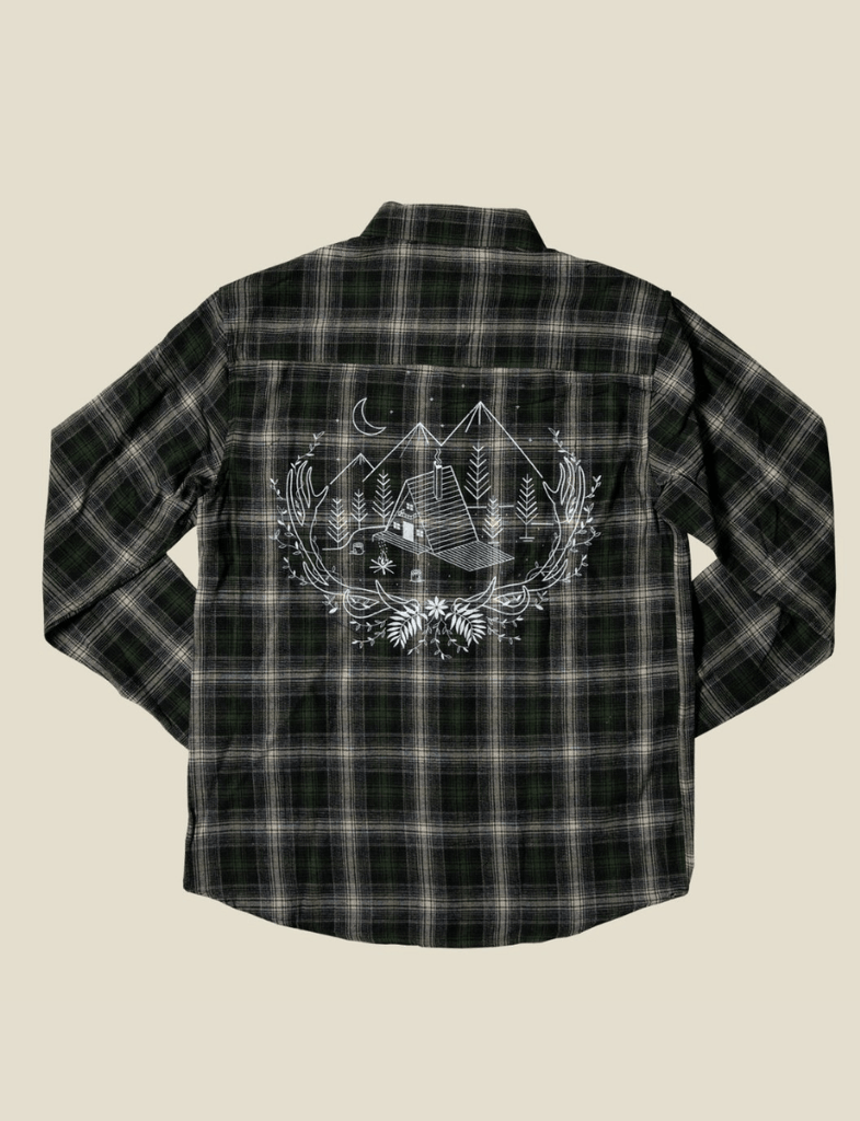 Cabin Fever Flannel | Limited Edition - Wondery