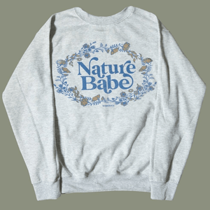 Nature Babe Crewneck
