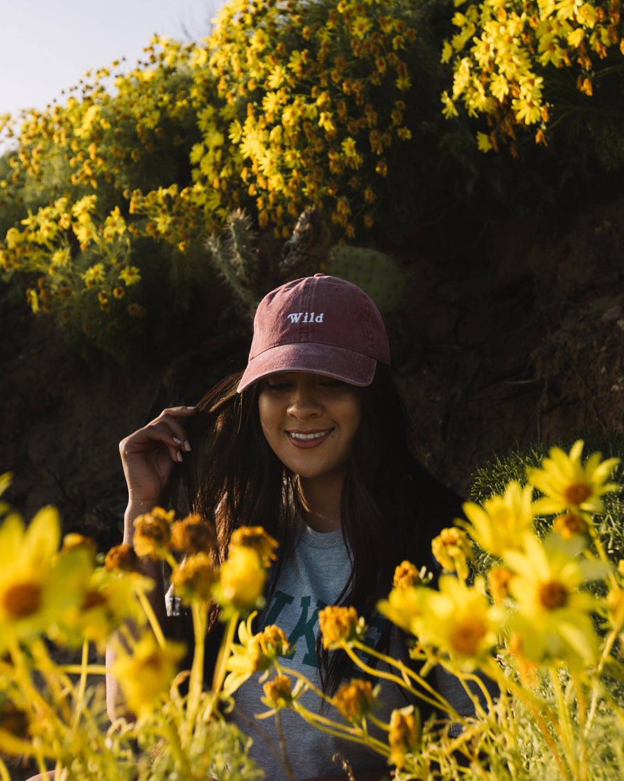 Retro Wild Dad Hat - Wondery, A Parks Apparel Brand