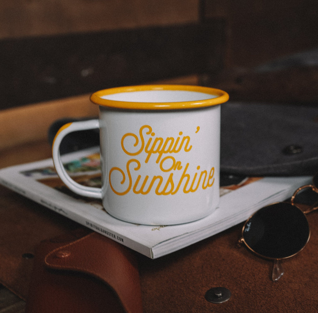 Sippin' on Sunshine Mug - Wondery