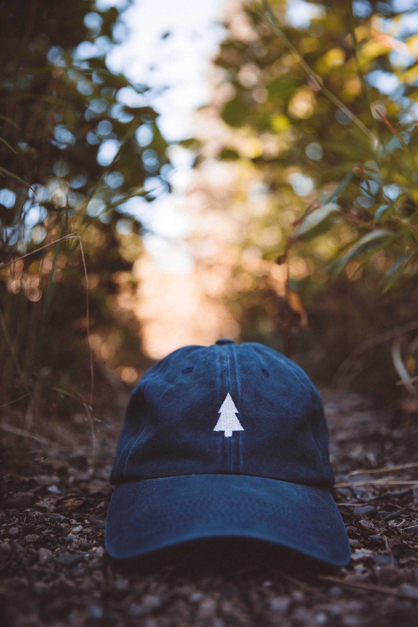 The Parks Pine Tree Dad Hat - The Parks Apparel 3888f9eee24