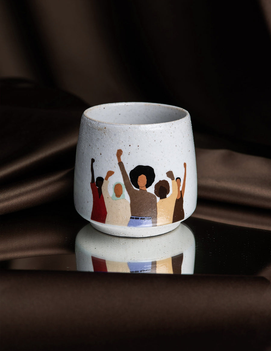 Limited Edition Power to the People Mug - Wondery