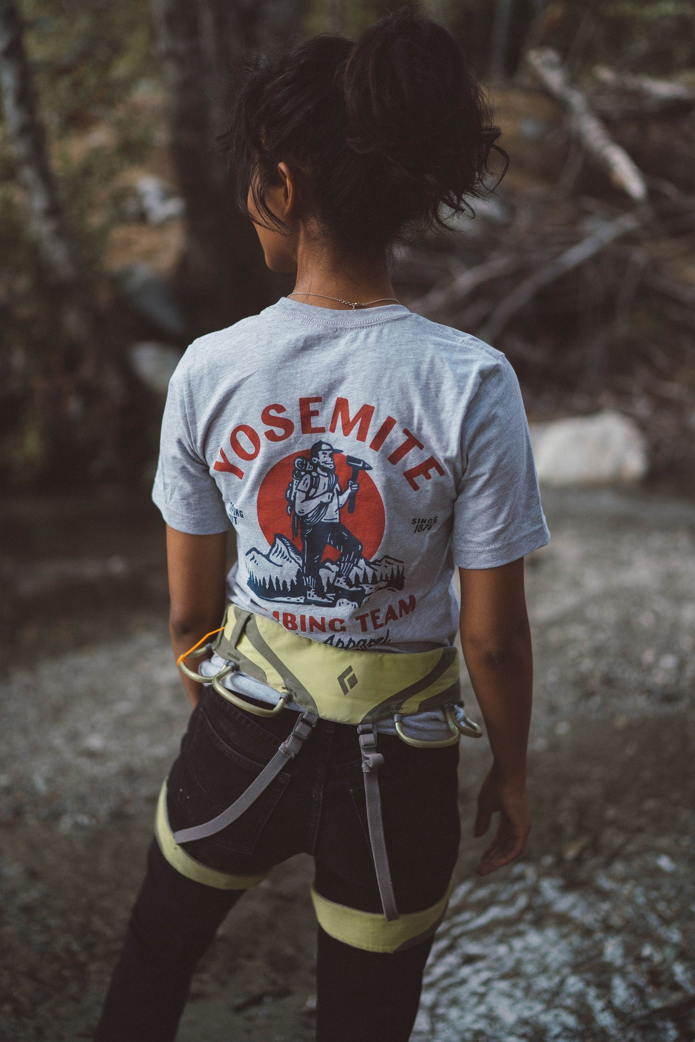 The Parks Yosemite Climbing Team Unisex Tee - The Parks Apparel
