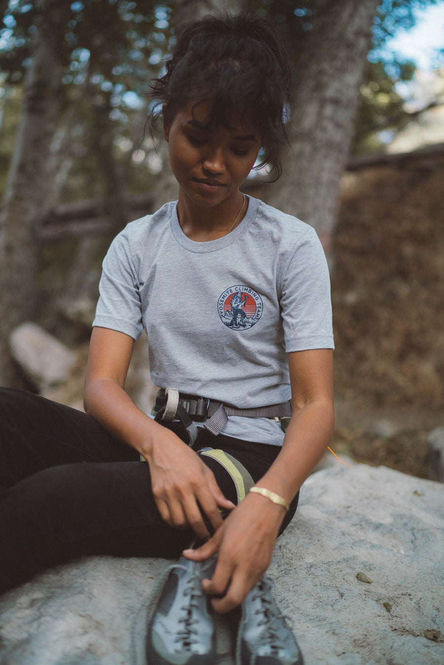 Yosemite Climbing Team Tee - Wondery, A Parks Apparel Brand