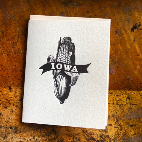 Iowa Corn Card