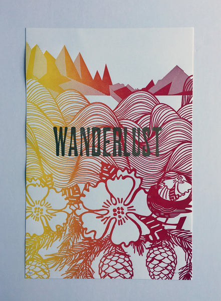 The permanent collection - wanderlust