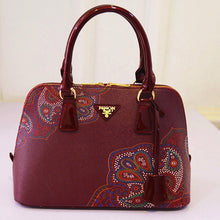 Luxury sac a main 2018 women handbags famous brand pu leather handbags high quality women tote bags print bag for lady's bolsas