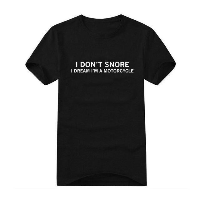 I DON'T SNORE IN MY DREAM (T-shirt)