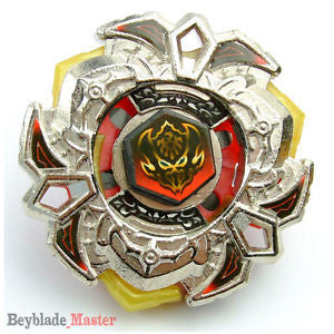 BEYBLADE 4D TOP RAPIDITY METAL FUSION FIGHT MASTER BB114 Vari Ares D:D 4D System