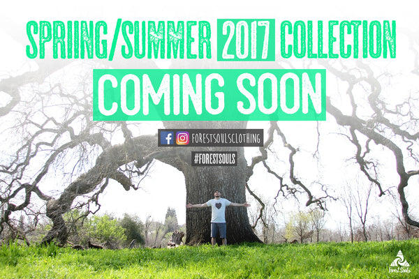 Spring/Summer 2017 Collection Coming Soon!