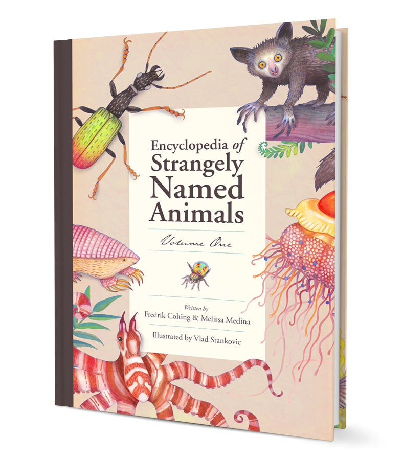 Encyclopedia of Strangely Named Animals