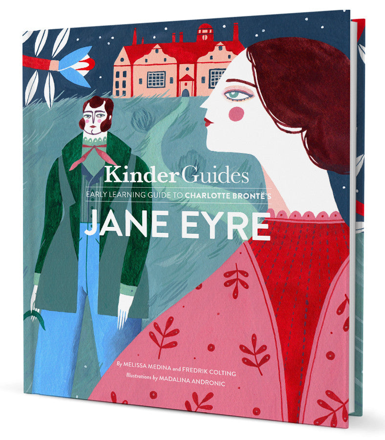 KinderGuides Early Learning Guide to Charlotte Brontë's Jane Eyre