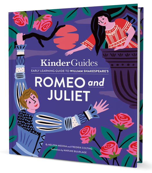 KinderGuides Early Learning Guide to Shakespeare's Romeo and Juliet