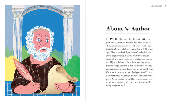 KinderGuides Early Learning Guide to Homer's The Odyssey