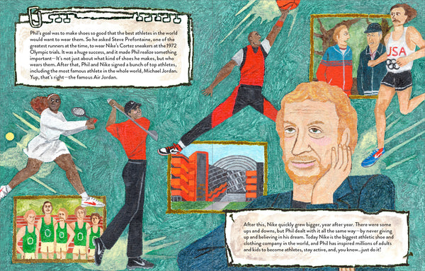 What I Can Learn From the Incredible and Fantastic Life of Phil Knight