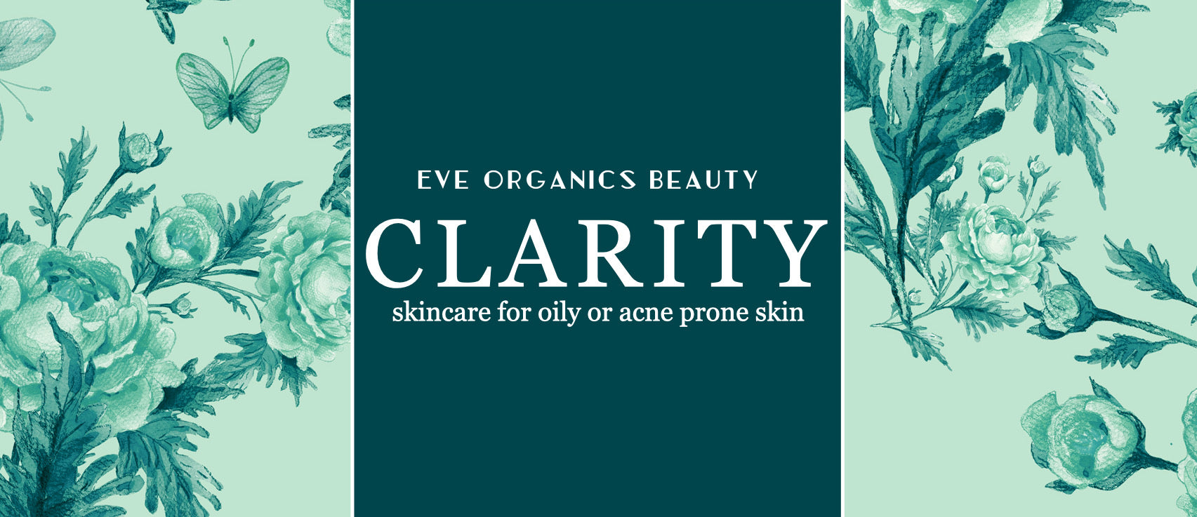 CLARITY for oily or acne prone skin