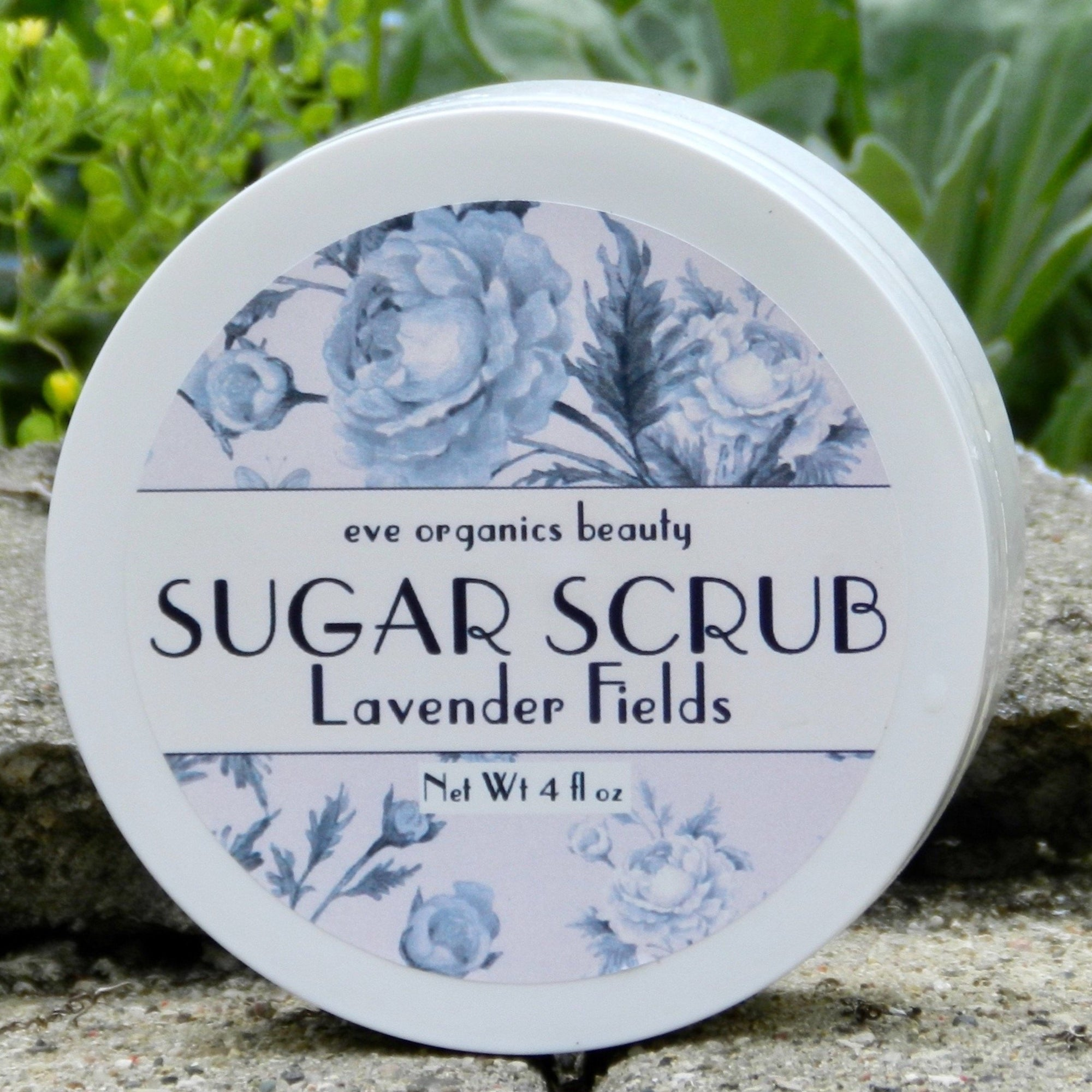 NEW Sugar Scrub LAVENDER FIELDS for BODY