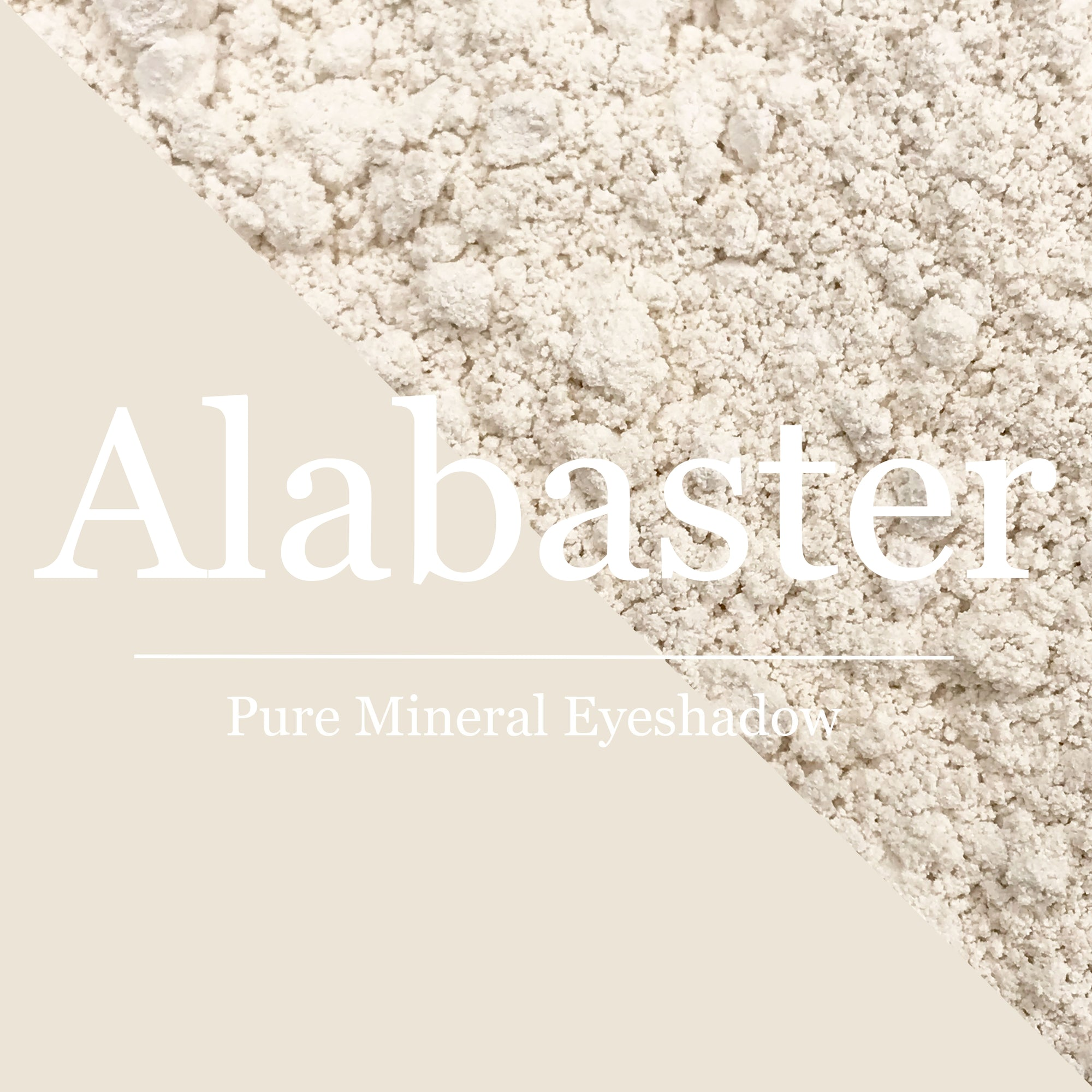 Eyeshadow ALABASTER