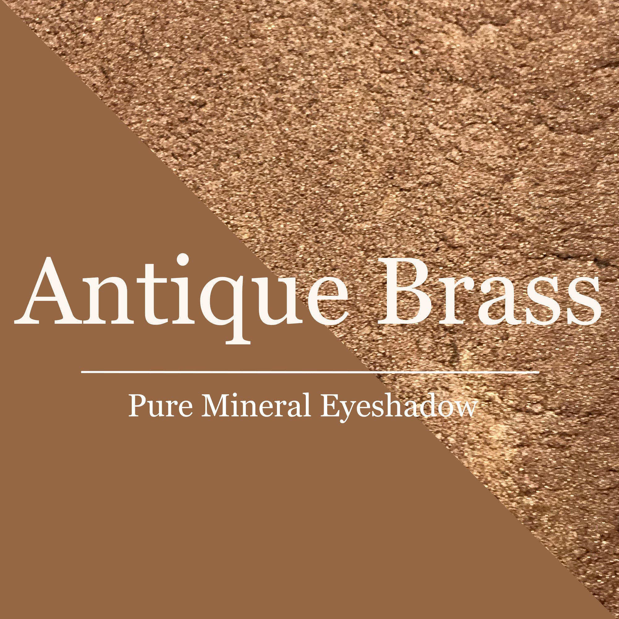 Eyeshadow ANTIQUE BRASS