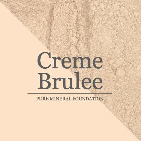 foundation CREME BRULEE