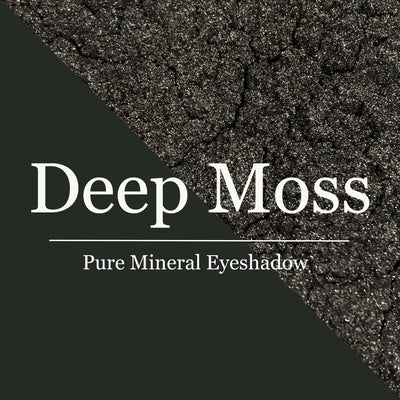 Eyeshadow DEEP MOSS - Eve Organics Beauty
