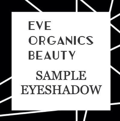 Eyeshadow SWEET CREAM - Eve Organics Beauty