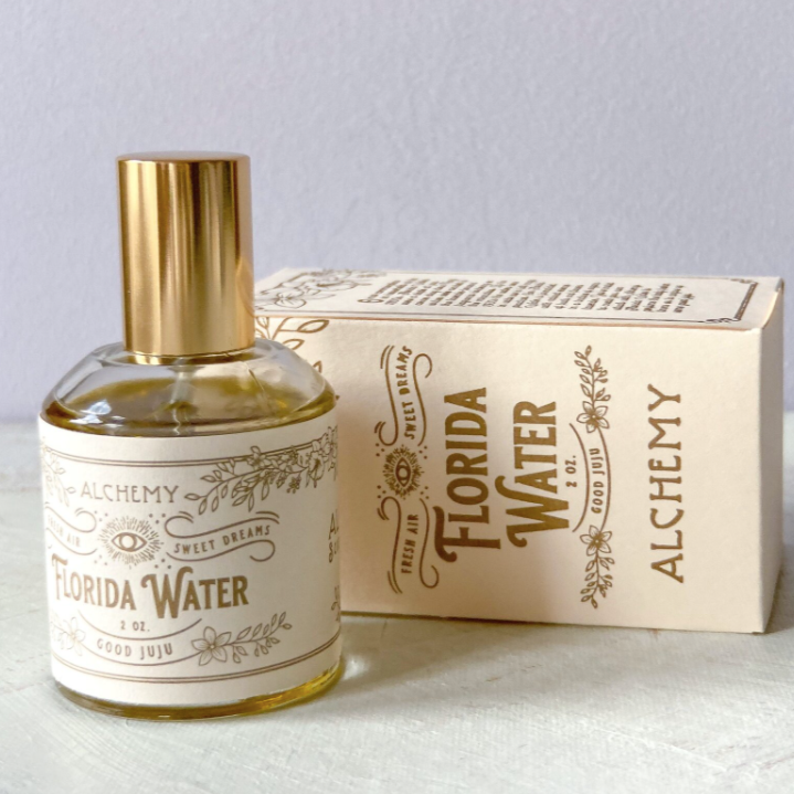 FLORIDA WATER by alchemy perfume: Classic unisex perfume w/ citrus, lime & lavender