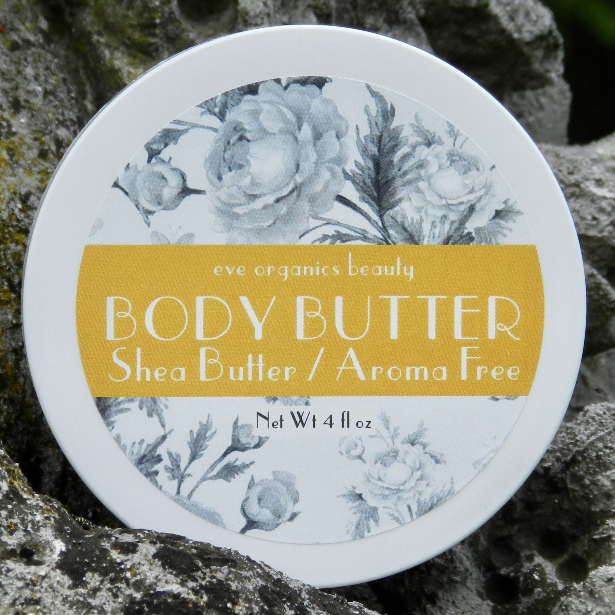 Body Butter AROMA FREE